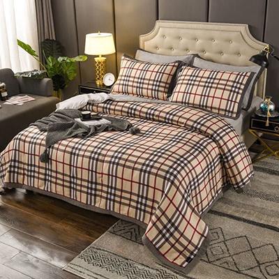Christmas Gift Floral Pattern Custom Designer Polyester Blanket