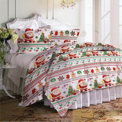 2020 New Trend Christmas Gift Set Blanket Santa Tree in Hot Sale