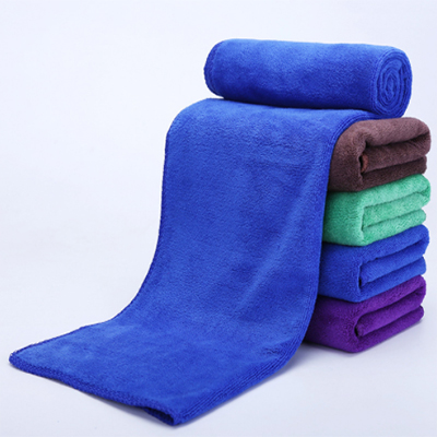 Super Convenient Microfiber High Absorption Car Cleaning Small Size Towel