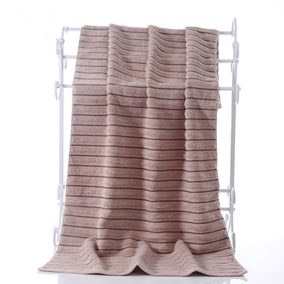 Silk Feeling Bamboo Fiber Anti Bacteria Cooling Bath Towel Set