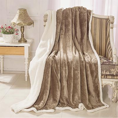 Delicate Winter Soft Warm Wool Bedroom Comfortable Blanket