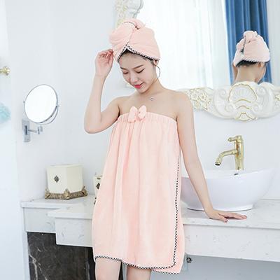 Wholesale cheap terry cloth sauna spa robe beauty hair salon robe for women