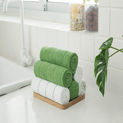 Cleaning Microfiber Absorption Towel Set