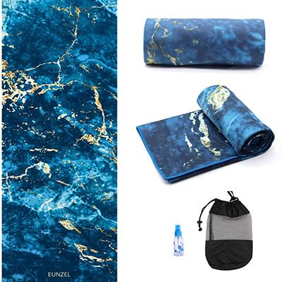 Printing Microfiber Sport Yoga Towel OEM ODM