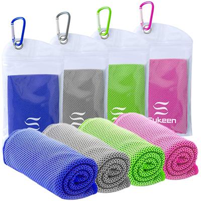 Multi function Microfiber Cooling Function Towel Series